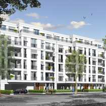 Bild 2-Zimmer, funktionaler Grundriss, 2 Terrassen und erstklassige Ausstattung!