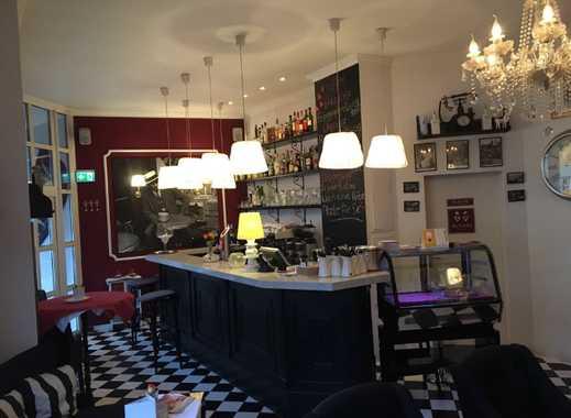 Ein elegantes Restaurant mit verglastem Wintergarten in ** FRANKFURT **