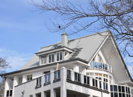 Lichtdurchflutete Maisonette-Wohnung in Winterhude mit großer Dachterrasse!