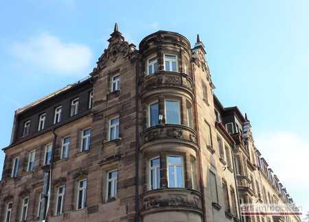 ** TOP Innenstadtlage - schöne 2-Zi-ALTBAU-Wohnung ** in Altstadt, Innenstadt (Fürth)