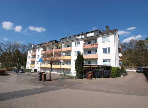 Ruhiges, verkehrsgünstiges Wohnen in Rösrath-Stümpen! Geräumige 78 m²-HP-WHG mit Südwestloggia!