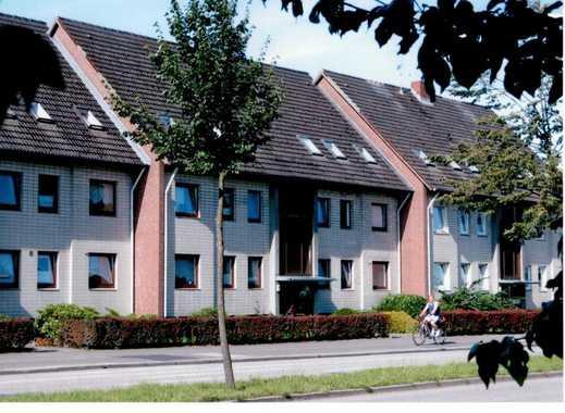 Schöne Single-Dachgeschoss-Wohnung mit Balkon
