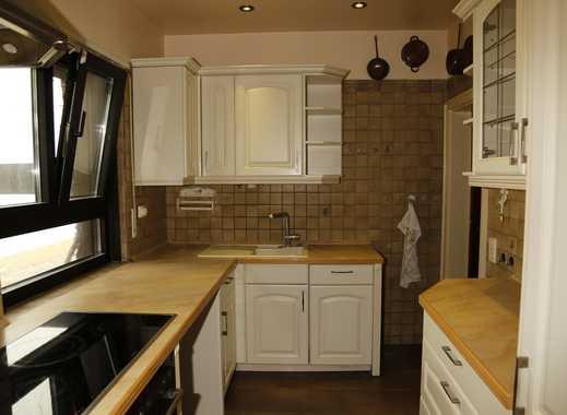 3,5 Zimmer, Einb-Küche, Bad+Dusche + G-WC,  moderner Grundriss + hochw. Grundausstattung