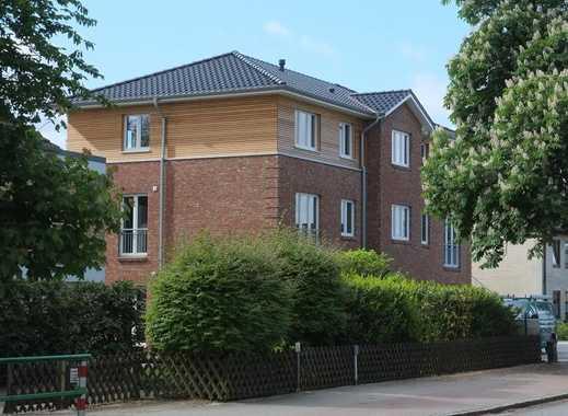 Balkonwohnung mit Topaustattung und Fußbodenheizung in der Nähe des Herold-Centers!