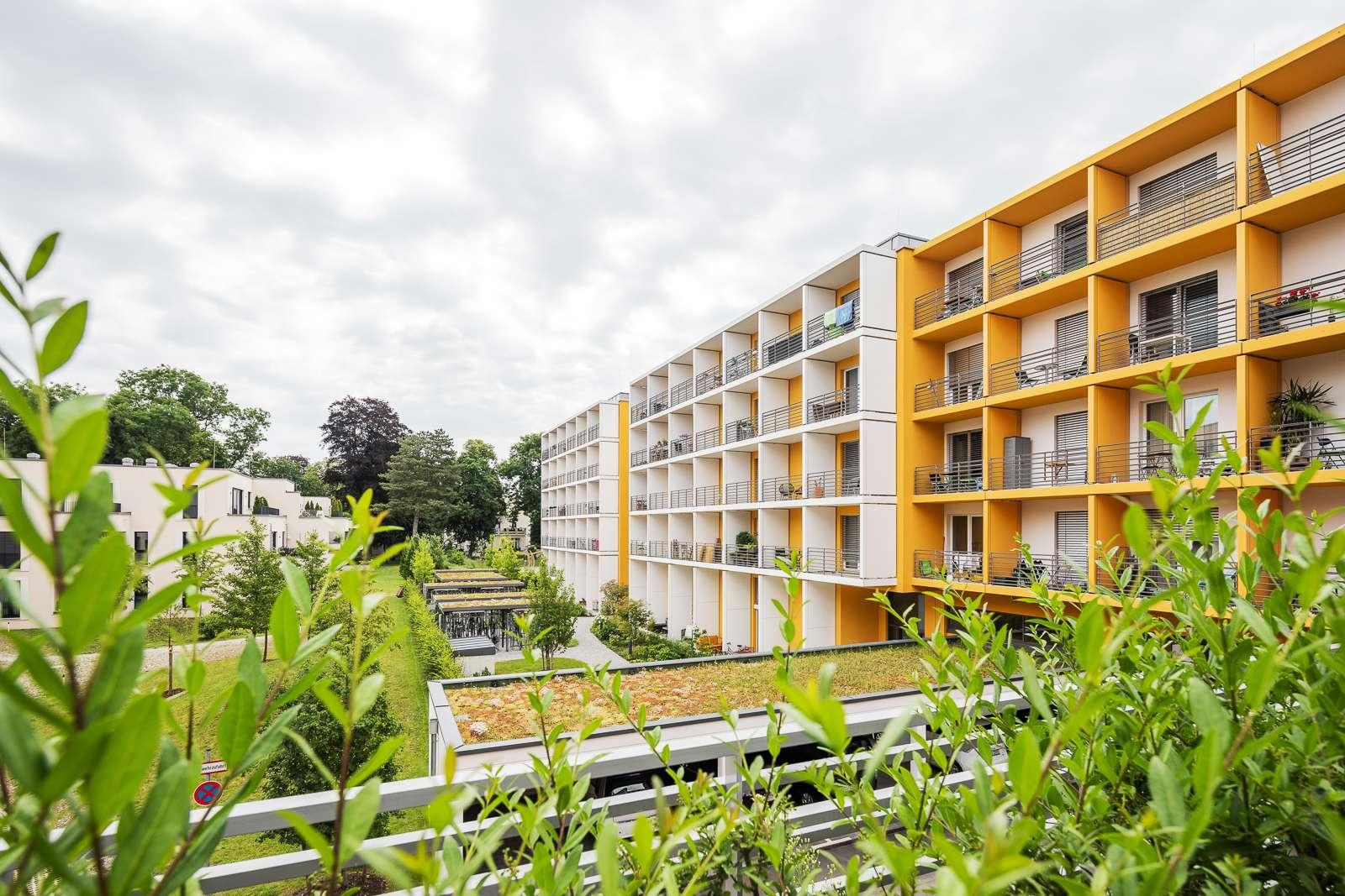 NUR für Studenten! - App. mit Balkon in Top-Lage in Augsburg-Innenstadt