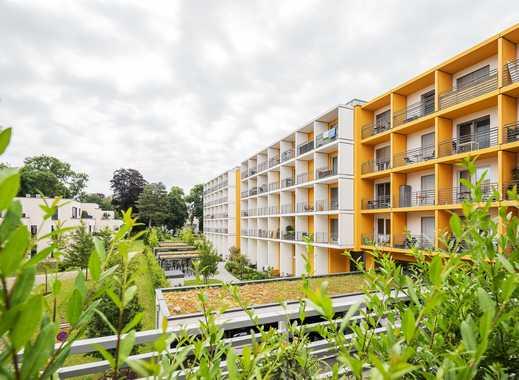 Studentenapp. mit Balkon - wohnen in Top-Lage