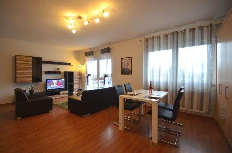 groß, möbliert, zentrumsnah - Ruhe Lage - Ihre perfekte Wohnung! Rufen Sie uns AN! in