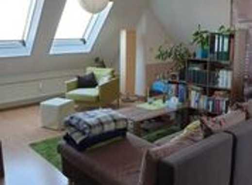 1-Zimmer-Wohnung im DG - Toller Blick über  Mainz