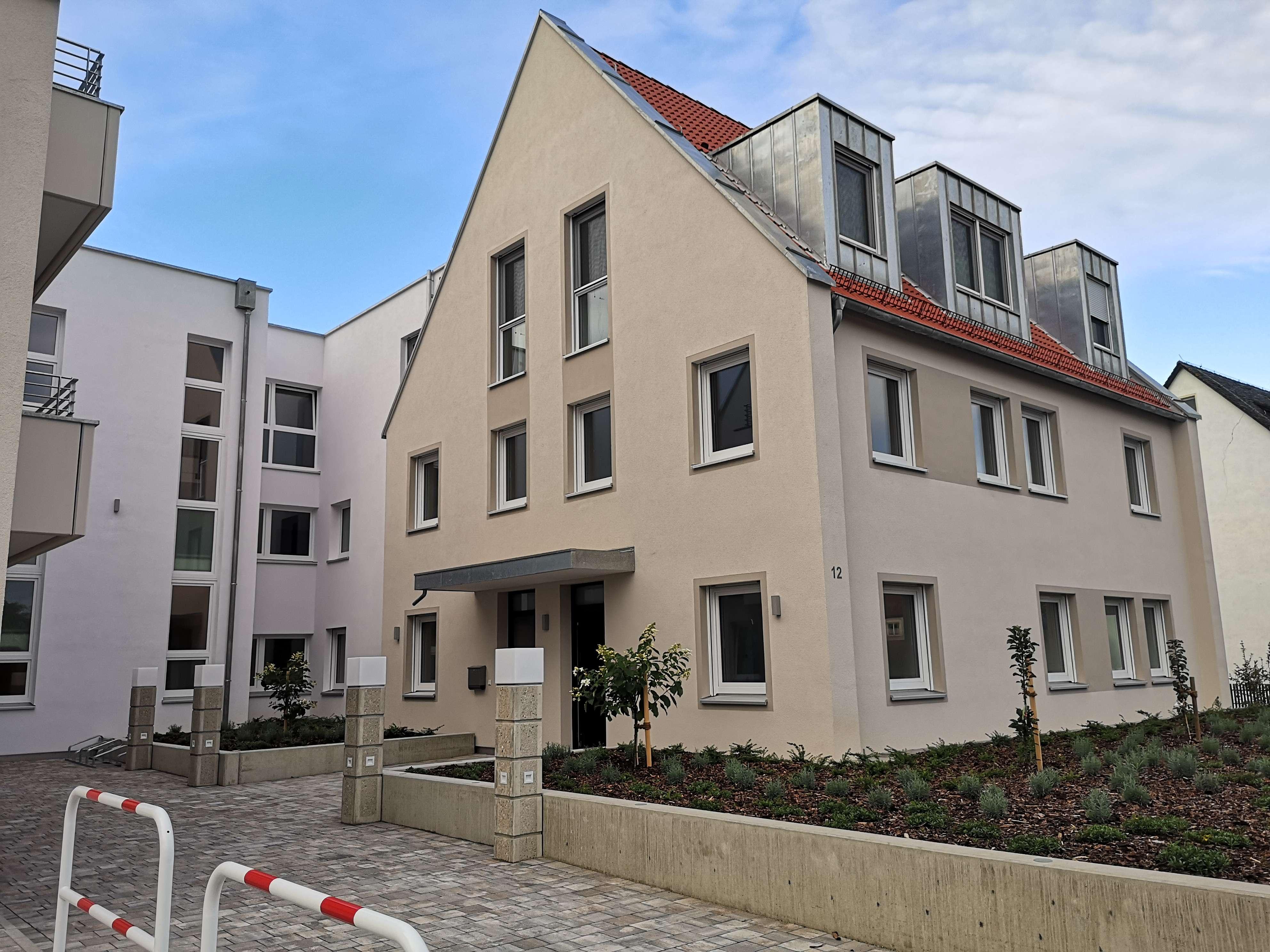 Ruhige 2-Zimmer-Neubauwohnung in Heilsbronn in Heilsbronn