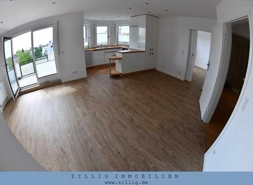 Exklusive 2-Zi.-Dachterrassen-Whg. in ruhiger & sehr gepflegter Wohngegend - ZILLIG IMMOBILIEN