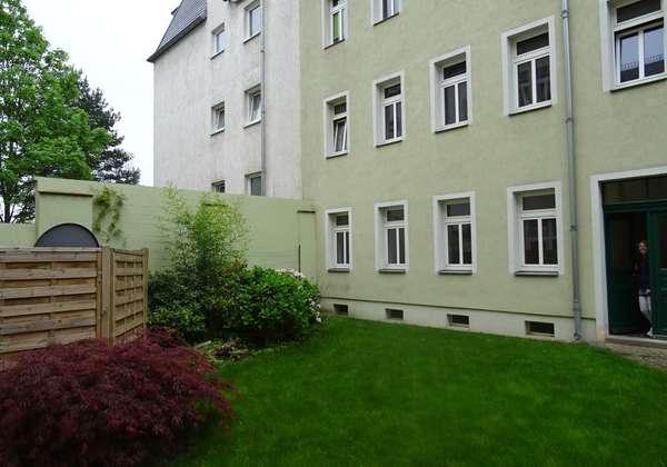 Großzügig 2 Zimmerwohnung im Hinterhaus mit Terrasse zu vermieten!