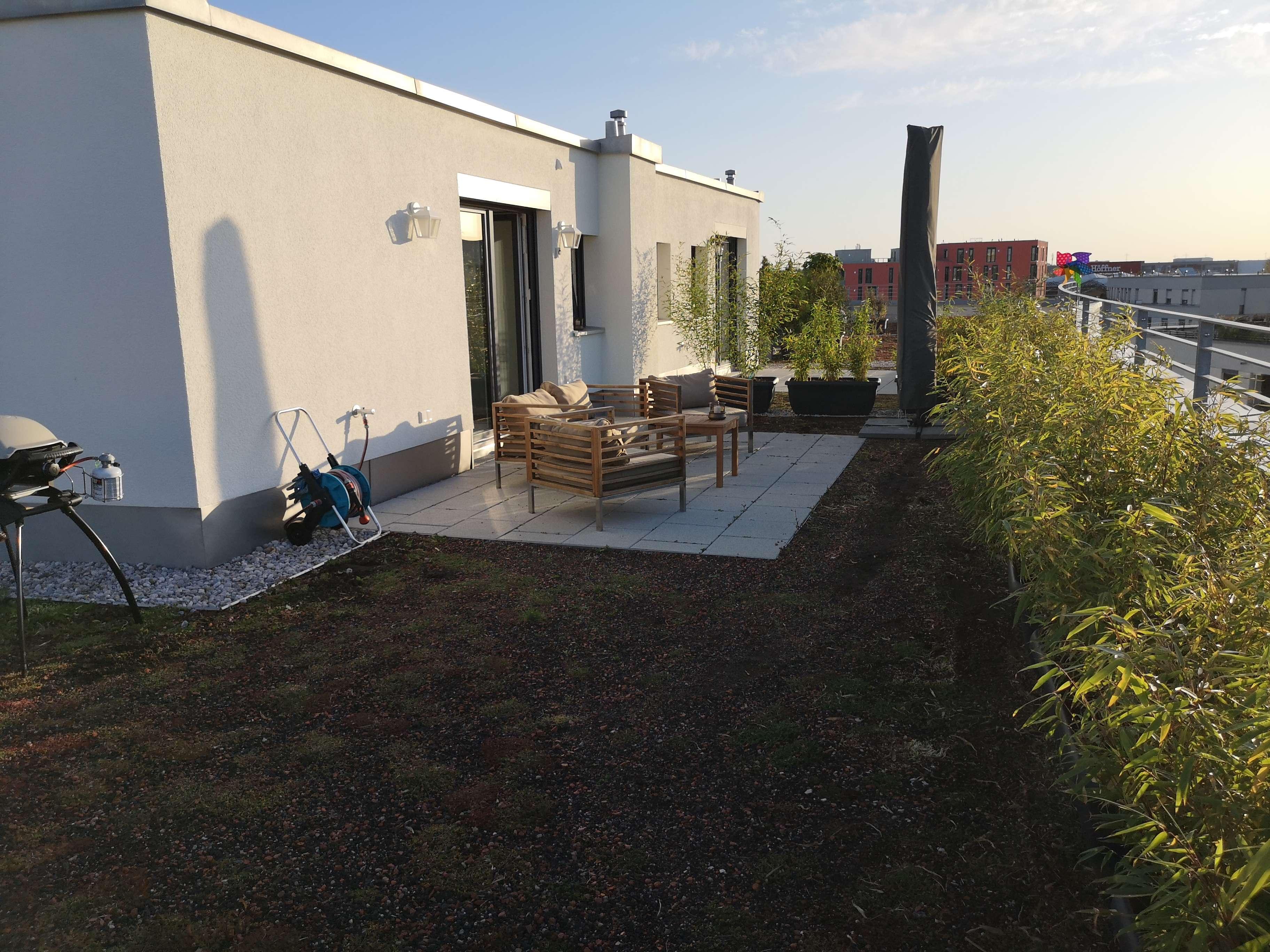 Exklusive 3-Zimmer-Maisonette-Wohnung mit Balkon und EBK in Aubing, München in Aubing (München)