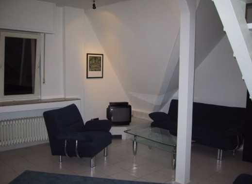 INTERLODGE Modern und hochwertig ausgestattete Maisonettewohnung in Essen-Stadtwald.