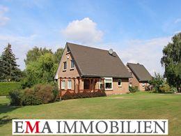 Einfamilienhaus mit idyllische