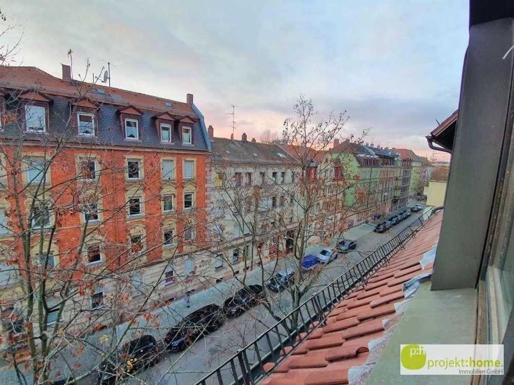 """Voll möblierte 2-Zimmer Wohnung mit TG-Stellplatz """"Gärten h.d. Veste"""" / Studenten/WG-geeignet in Uhlandstraße (Nürnberg)"""