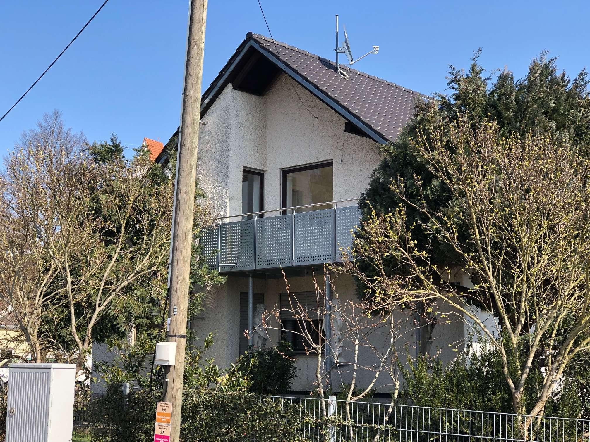 3-Zimmer-Dachgeschosswohnung mit Balkon