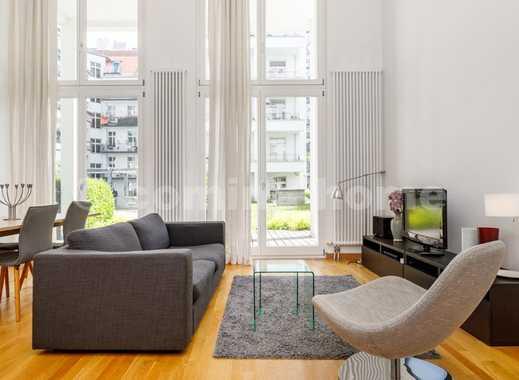 Loft Living: Interessantes Apartment mit fantastischer Terrasse Nähe Potsdamer Platz