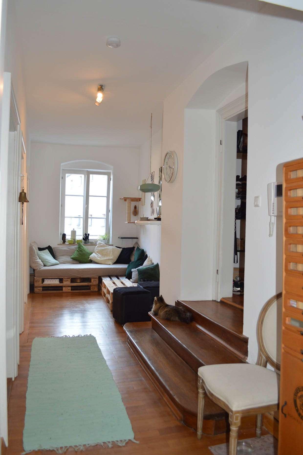 Exklusive 3,5 ZKB Wohnung in der Altstadt in Neuburg an der Donau