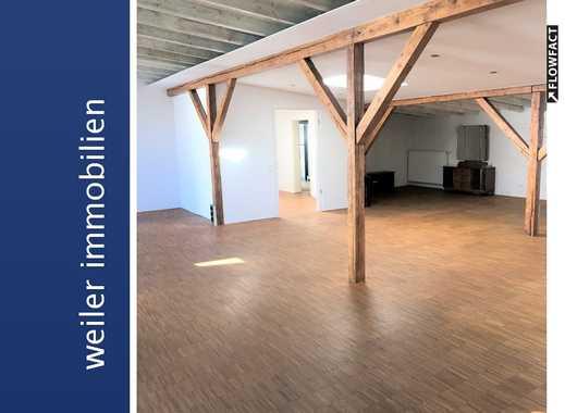 Moderne Loftwohnung - 3- Zimmer - Top saniert, mit hochwertiger Einbauküche - Saarbrücken City