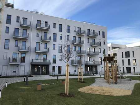 Erstbezug: exklusive 3-Zimmer-Wohnung mit Loggia & Balkon in Freiham in Aubing (München)