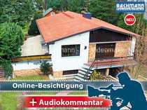 Bild Berlin - Biesdorf: Einfamilienhaus mit Tiefgarage und Baulandreserve - UWE G. BACHMANN