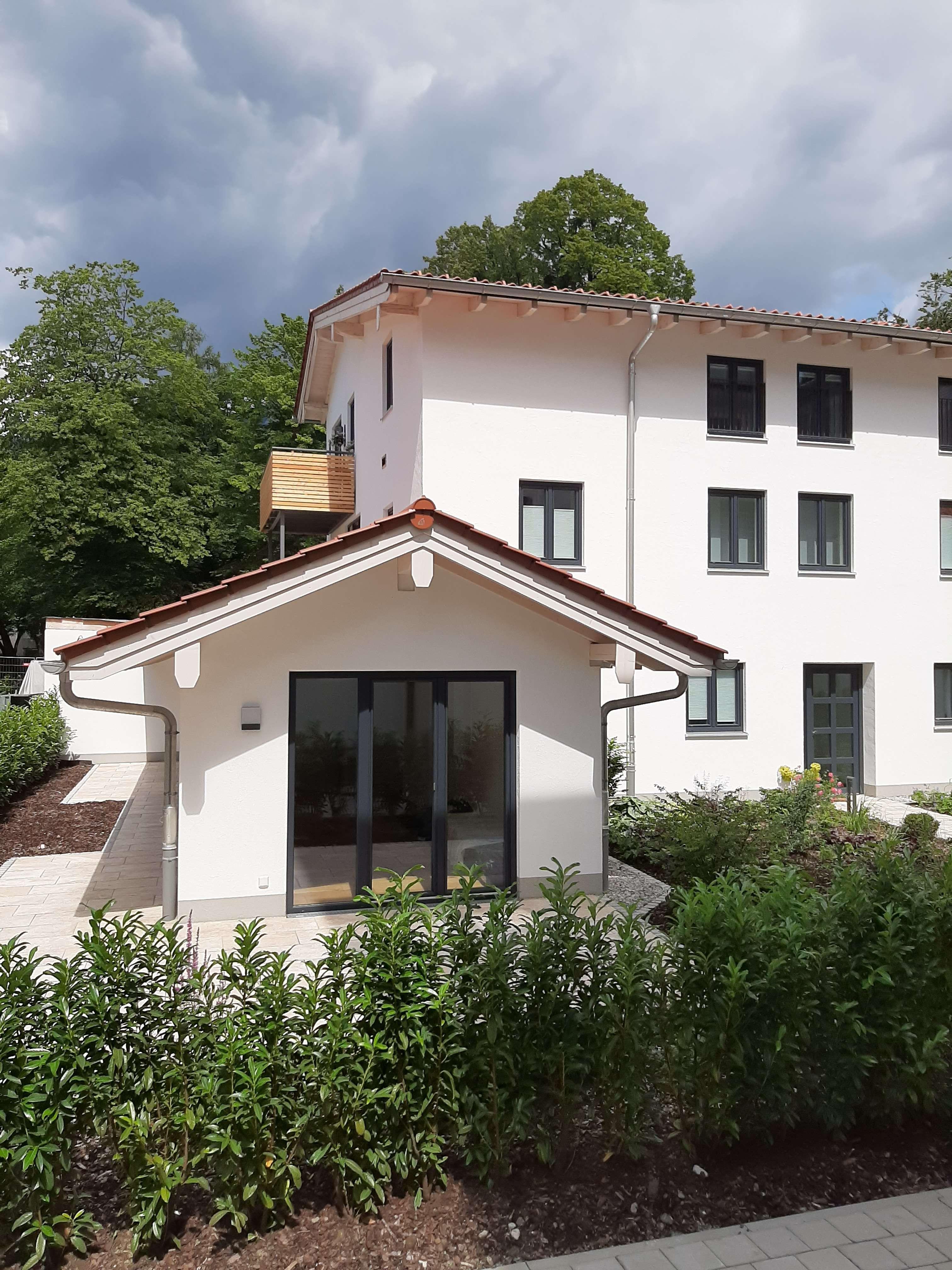Exklusive 2-Zimmer-EG-Wohnung in Bestlage von Bad Reichenhall in