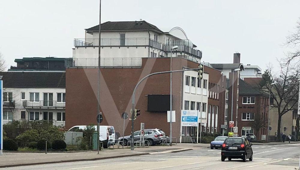 Objekt Straße