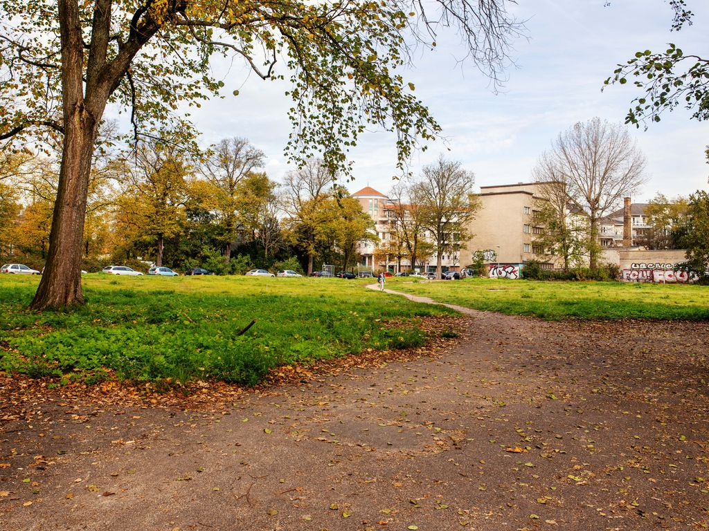 Kleiner Park in der Nähe