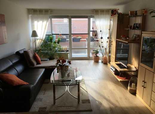 Schöne 2-Zimmer-Hochparterre-Wohnung mit Balkon in Bad Schwartau