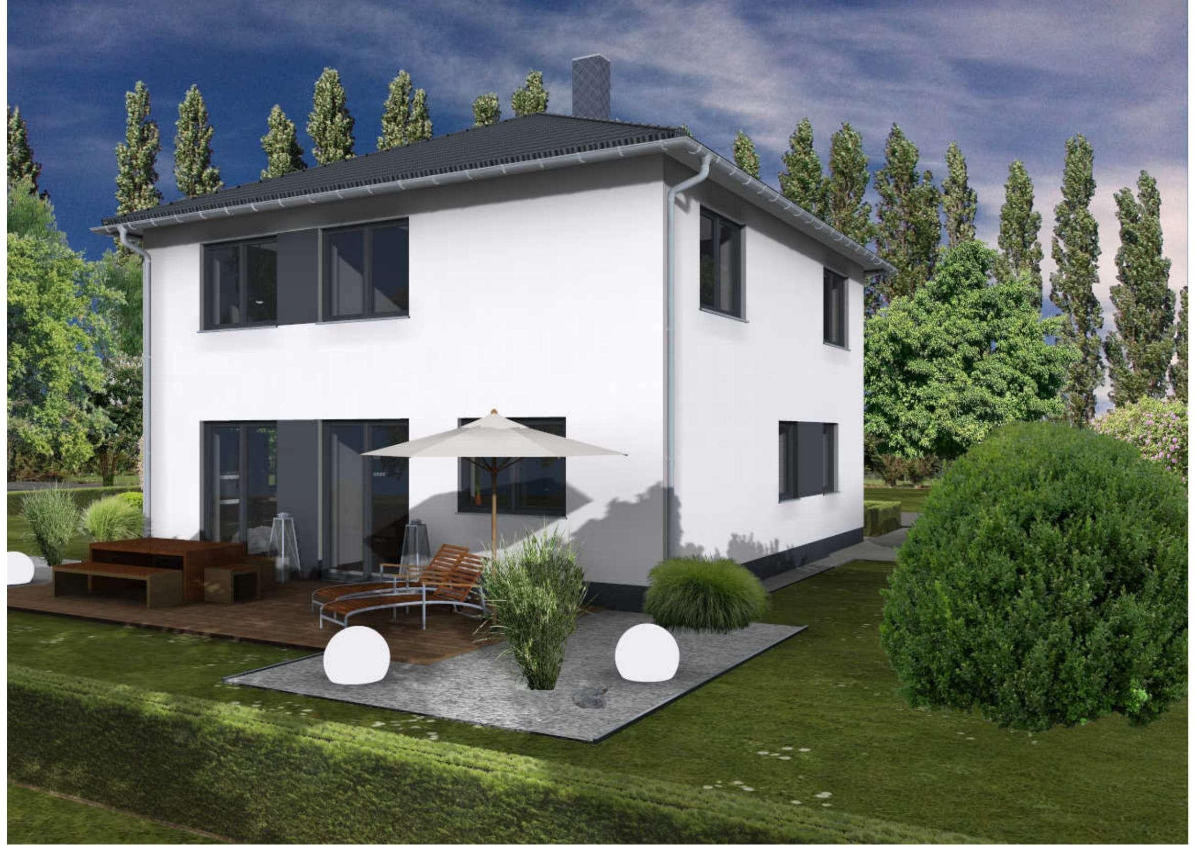 Ein großzügiges Eigenheim in ländlichem Umfeld mit sehr guter Verkehrsanbindung - Haus zum Kauf in Thiendorf