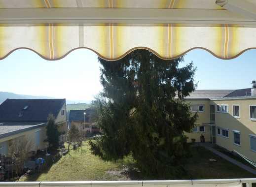 Sonnige, attraktive 3-Zimmer-Wohnung mit Balkon und EBK in Wildberg