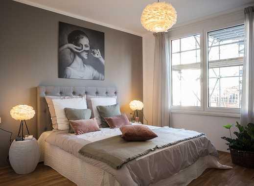 Hier entsteht Ihre Wohlfühloase mit großem Schlafzimmer, offenem Wohn-/Essbereich und Loggia