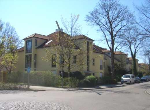 Wohntraum 4 Zi. Whg/Haus-im-Haus, kl. Anlage, Garten, S/W, ruhig, stadtnah, S-Bahn Anschl., Parkett