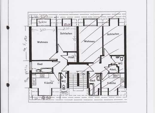Schöne zwei Zimmer DG Wohnung in Steinburg (Kreis), Hohenlockstedt