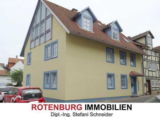 2-Zi-Dachgeschoss-Wohnung nähe Marktplatz in Rotenburg an der Fulda