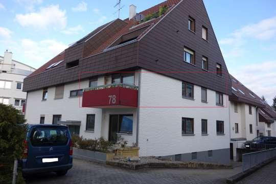 3- Zimmerwohnung in Kirchheim