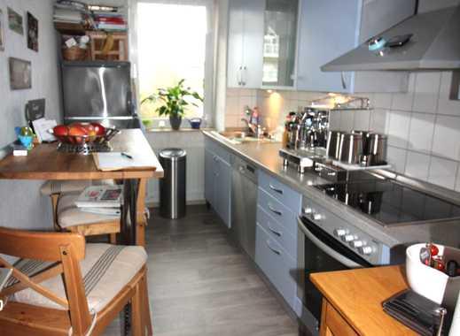 ** Im Umbau ! Frisch renovierte 3 Zimmer Wohnung mit Balkon auf der Saarner Kuppe **