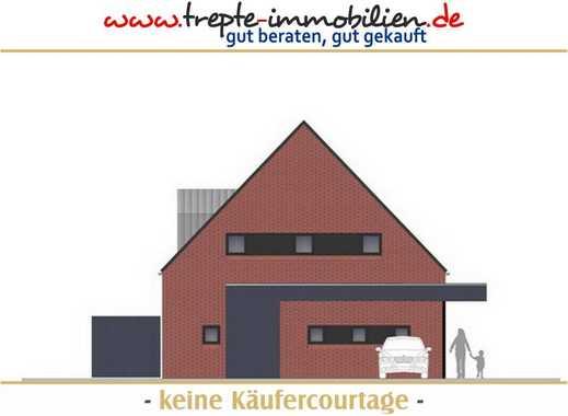 Neue Doppelhaushälfte zum individuellen Ausbau