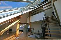 Dachgeschoss Loft über 3 Ebenen -