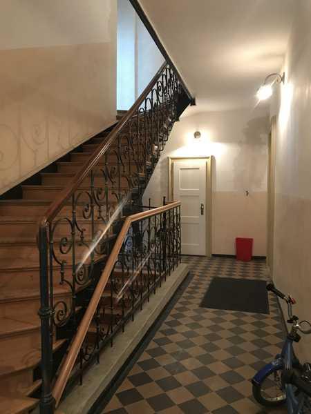 neu sanierte Stilaltbauwohnung über 2 Etagen (EG/1OG) Balkon 120 qm in Schwanthalerhöhe (München)