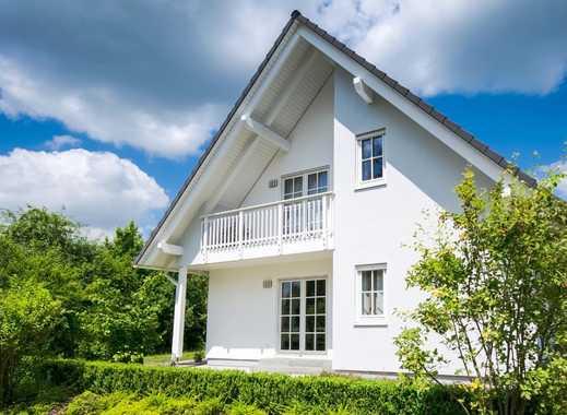 Klassisches, schlüsselfertiges EDAS-MassivHaus mit 124 qm, 4-5 Zimmern & 502 qm Grundstücksfläche..!