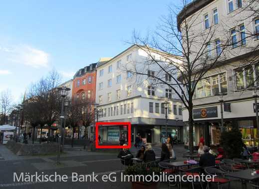 Top-Lage in der Fußgängerzone von Hagen