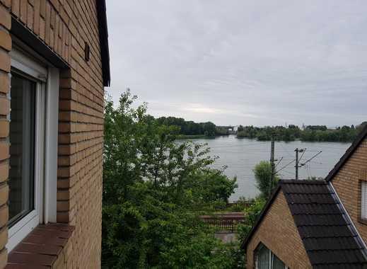 Schöne 3,5-Zimmer Maisonette-Wohnung mit Rheinblick und Wintergarten in Mainz - Oberstadt