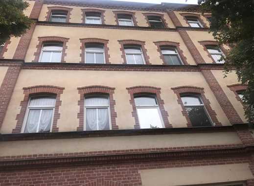 2-RWE in Ammendorf mit grüner Oase im Hinterhof!