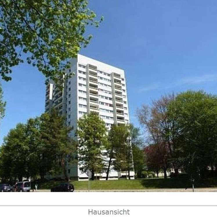 Geräumige, helle 3-Zimmer Wohnung mit Südausrichtung ,herrliche Aussicht in Neu-Ulm/ Ludwigsfeld