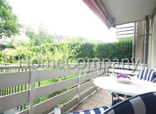 Freundlich und modern eingerichtete Wohnung mit Südbalkon in ruhiger Wohnlage, wenige Minuten zur...