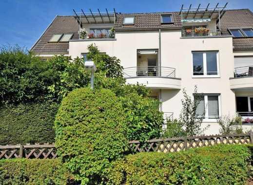 Ein Katzensprung zur Ruhr! Perfekt geschnittene, bezugsfertige 2½-R.-Whg. mit Balkon und Stellplatz