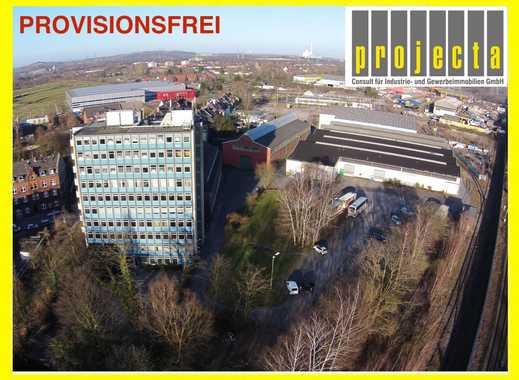 PROVISIONSFREI direkt vom Eigentümer 2.000m² Büroflächen ab 5,90€/m² + 30.850m² Freifläche + Lager