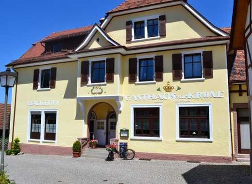 Gastronomie und Wohnung in Weisenbach