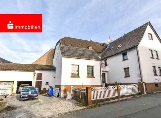 Sanierungsbedürftiges Einfamilienhaus in Waldbrunn-Lahr